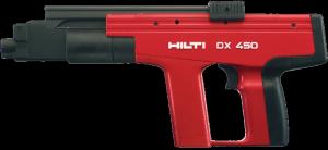 Hilti_DX_450_statybinis_pistoletas